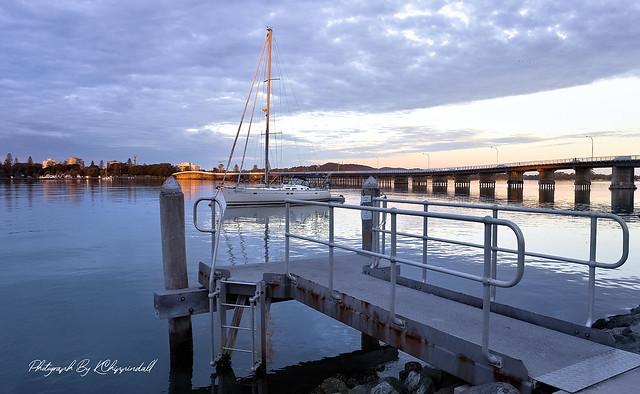 Sailing Yacht Tuncurry 5555 s