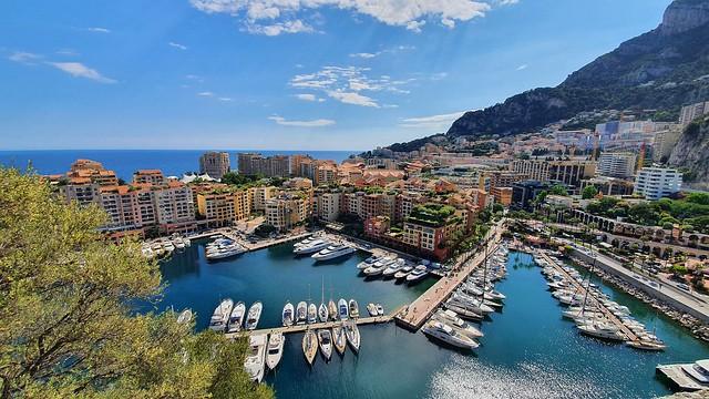 Mai in Monaco