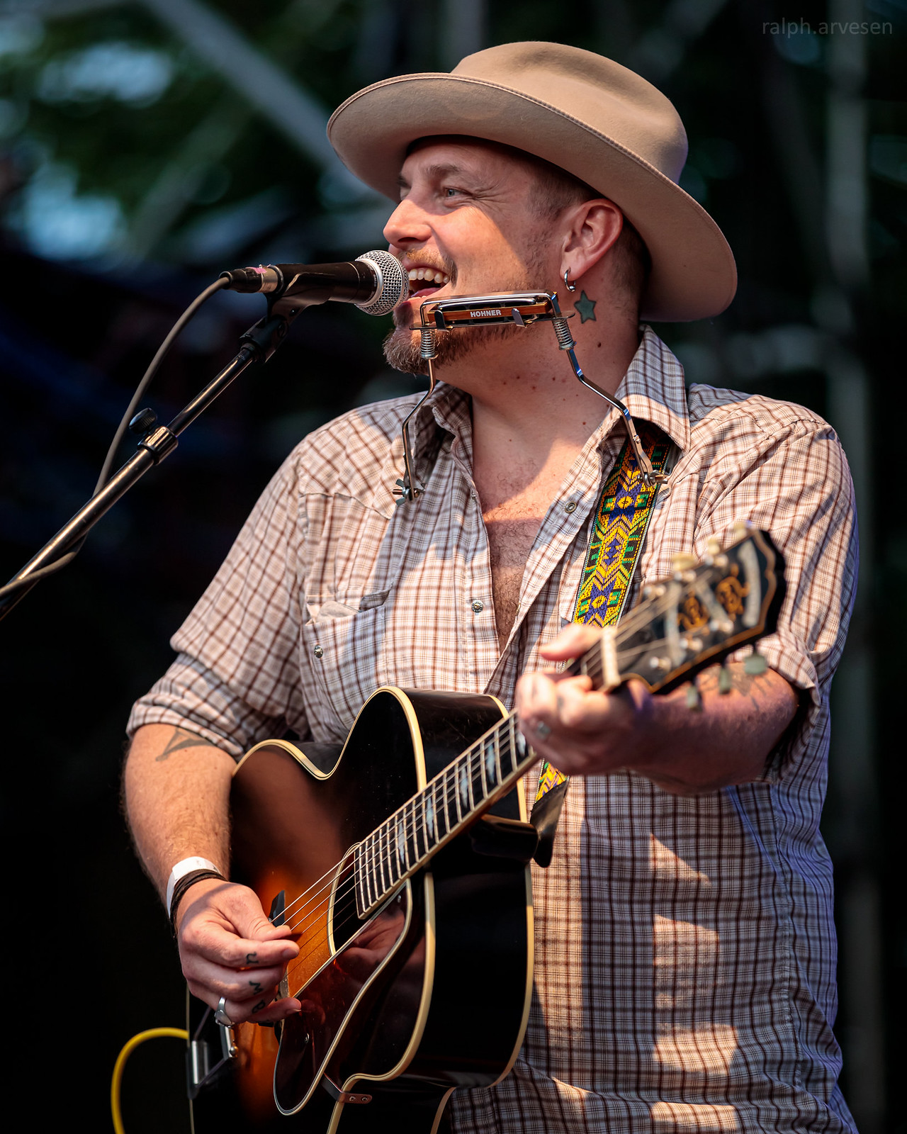 Graham Wilkinson | Texas Review | Ralph Arvesen