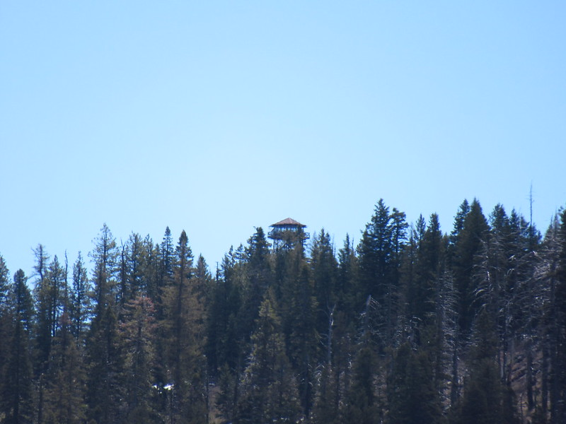 Wolf Mountain Lookout