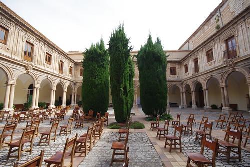 Claustro del Convento de Santo Domingo