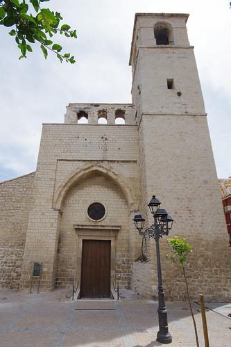 Iglesia de San Juan y Torre del Concejo en Jaén