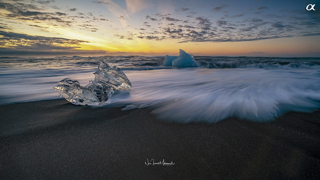 Diamond Beach, Iceland [EXPLORED! 02.06.2021]