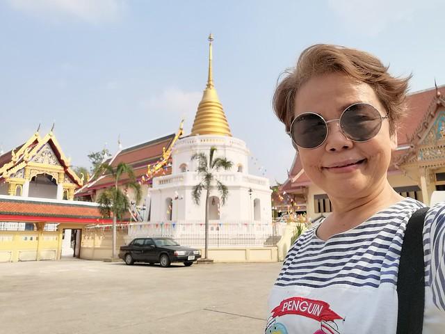 วัดสพานสูงเจริญราษฎร์ นนทบุรี