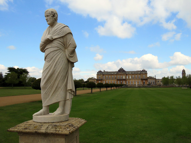 Wrest Park, May 2021