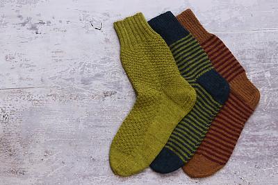 One Sock KAL ideas