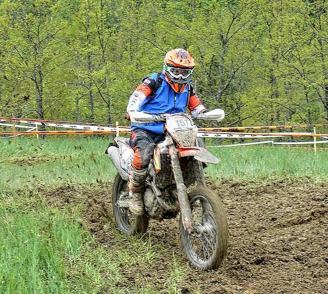 157  MARTINELLI Davide (EK) - KTM 350 4T - M.C. CHIEVE