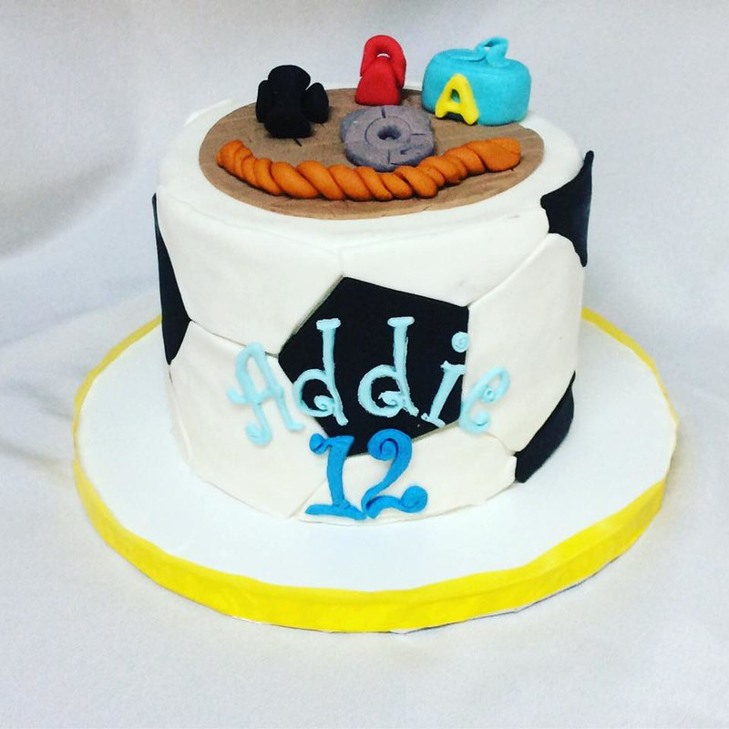 Cake by The Cake Diva