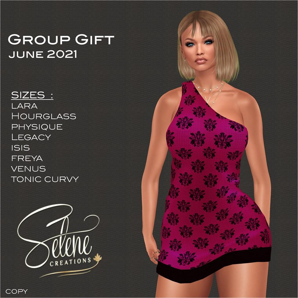 [Selene Creations] June Group Gift