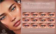 Synergy - Lelutka HD Eyeshadow Applier for EVO/EVO X heads - Florence♥