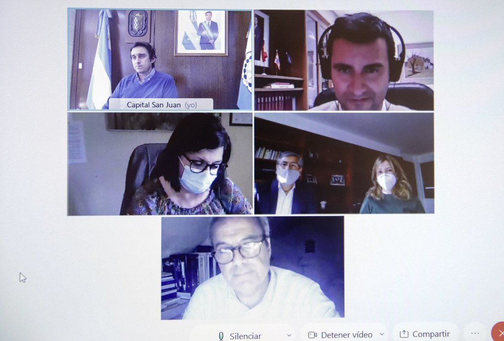 2021-06-02 Video conferencia con el Alcalde Medina de Ríoseco, España