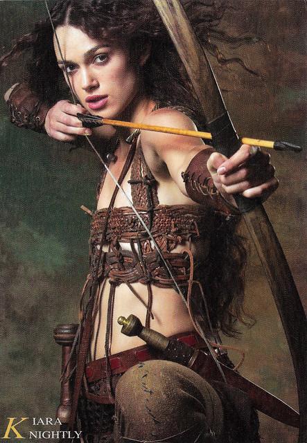 Keira Knightley in King Arthur (2004)