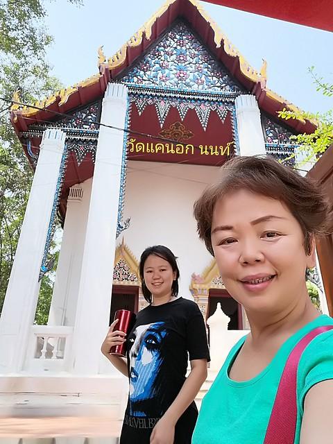 โบสถ์วัดแคนอก นนทบุรี