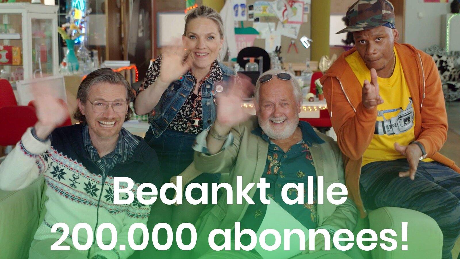 200.000 abonees bedankt-geenkijkwijzer