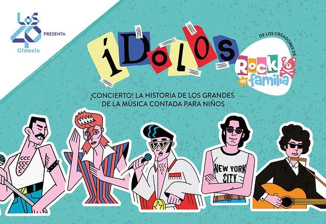 ÍDOLOS web