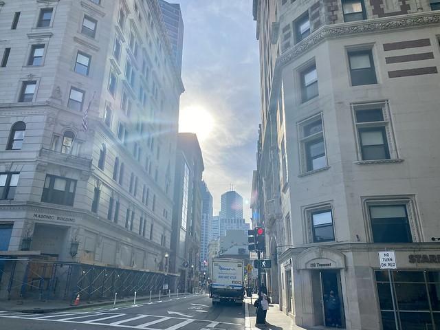 Boston - Morning Architecture!