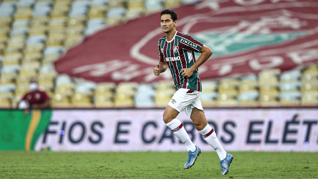 Fluminense x Redbull Bragantino - 02/06/2021