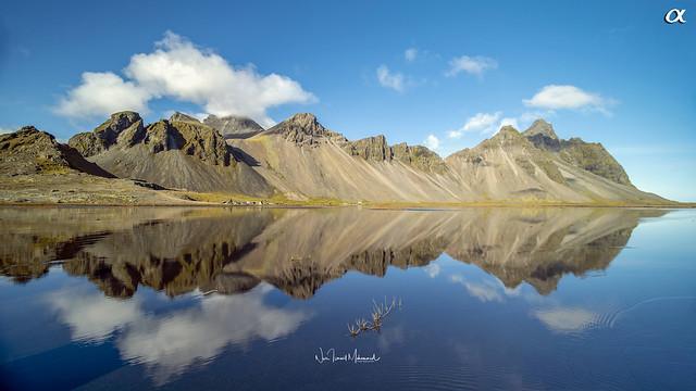 Vestrahorn Mountain, Stokksnes, Iceland