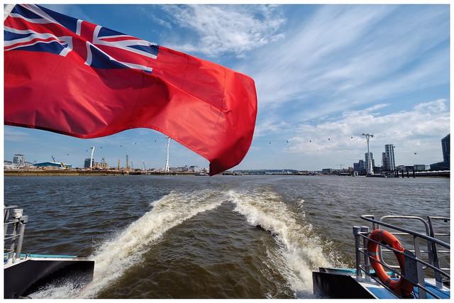 Britannia Rules the Waves …