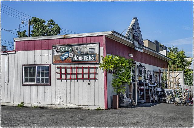 The Little Shop of Hoarders