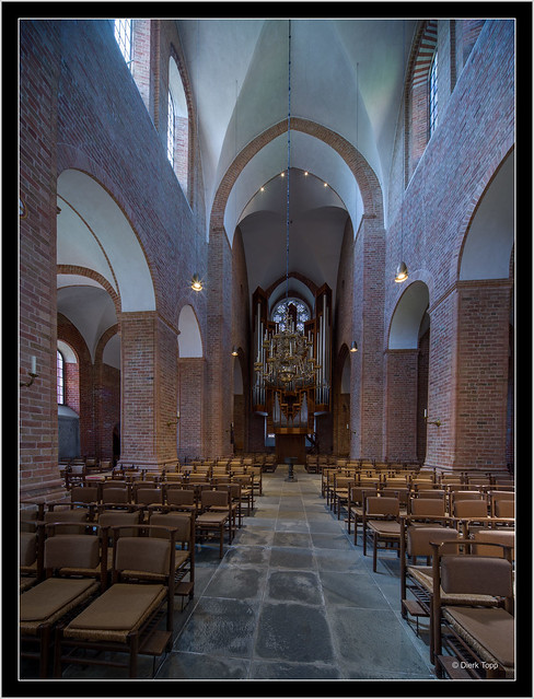 Ratzeburger Dom, Cambo Actus with 15mm Actar