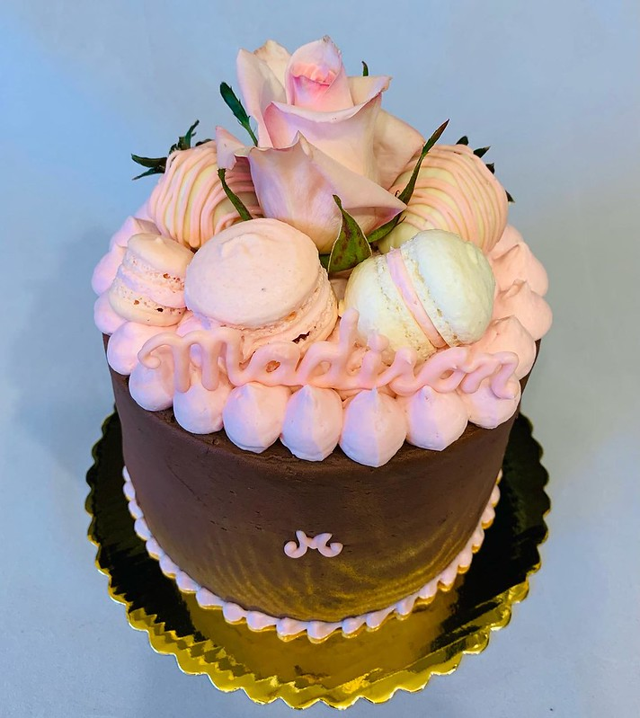 Cake from Sweet Cravings by Milade Saieh