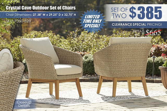 Crystal Outdoor Set of Chairs_P350-820(2)-ALT