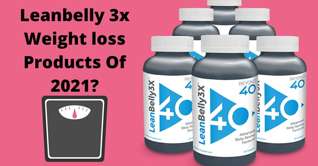 Leanbelly 3x Weight loss Products Of 2021?