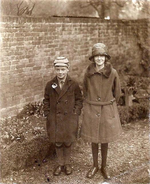 Barbara & David - 1925