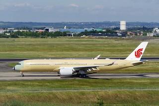 CCA A350-841 MSN517 F-WZFI