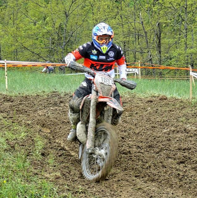 164  ROSSI Alessio (BK) - KTM 250 2T - M.C. LAGO D`ISEO