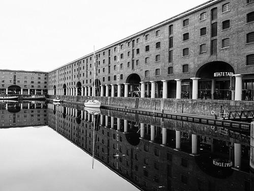 Liverpool: Albert Dock/Tate