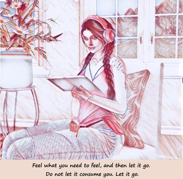 Let it Be... Let it Go...