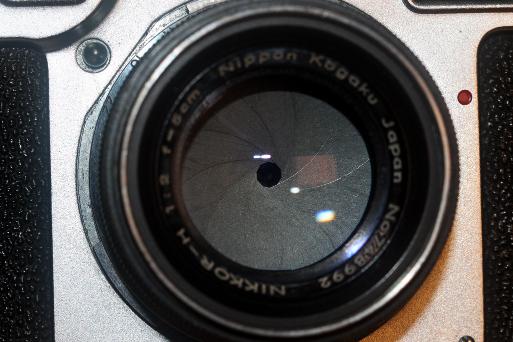 The condition of this lens ...
