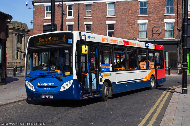 Stagecoach North East   36965