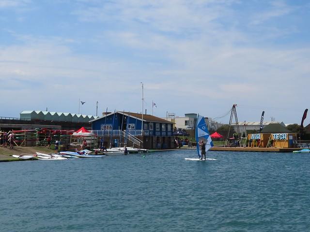 Hove Lagoon Water Sports Centre