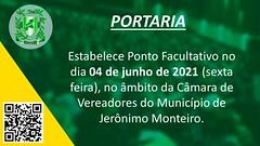 Portaria 003-2021