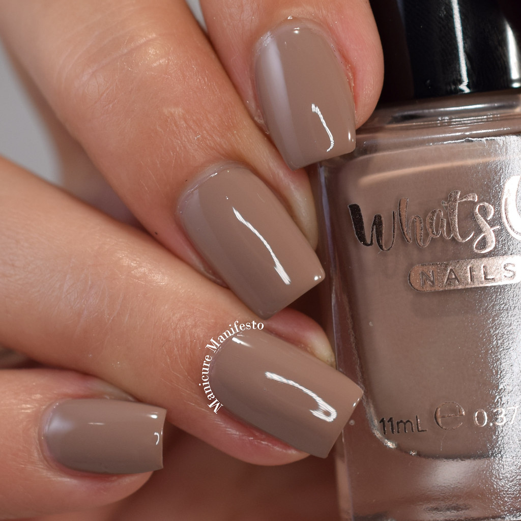 Whats Up Nails Joshua Tree swatch