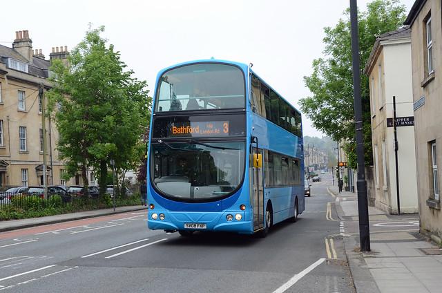 Bath City SV08 FXP, Bath
