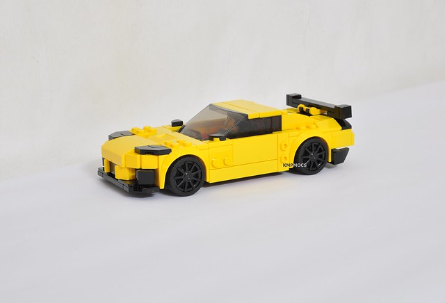 Alternate of Lego 76901 - Mazda RX-7 FD of Initial D