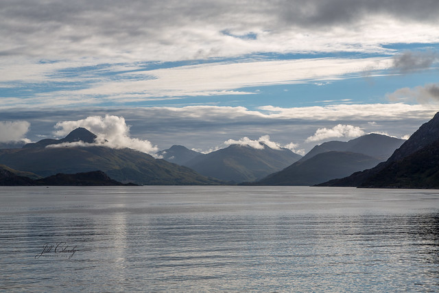Armchair Traveling - On The Ferry to the Isle of Skye, Scotland
