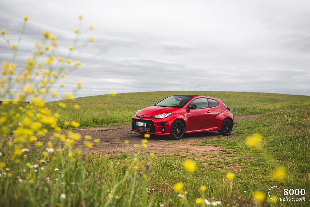 Toyota GR Yaris -  8000vueltas-4