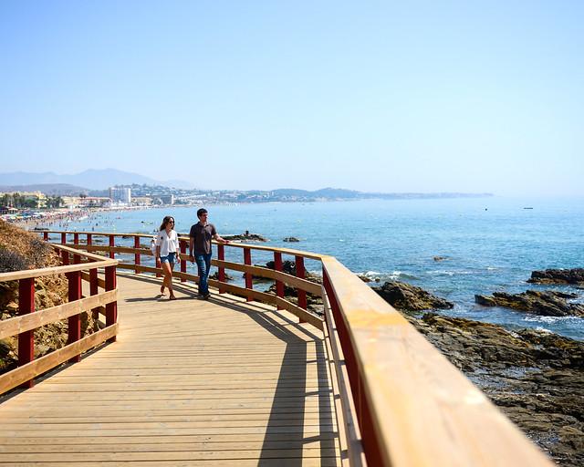 Senda Litoral de Málaga