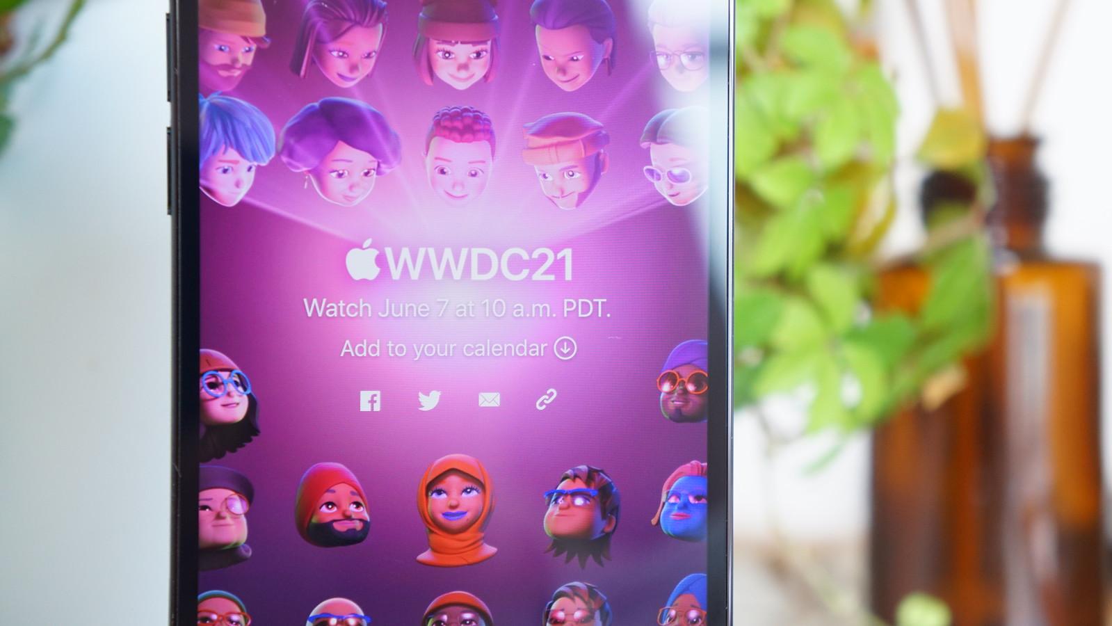 WWDC2021の発表予想
