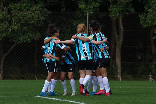 Brasileiro Feminino A-1 - Grêmio x Napoli