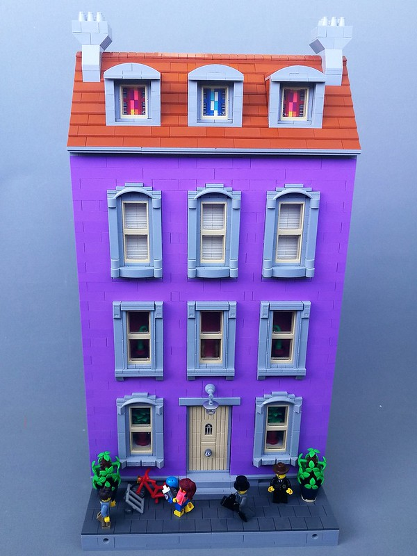 [MOC] Medium Lavender Building