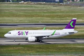 A320n F-WWDA MSN10226 (CC-DBE)