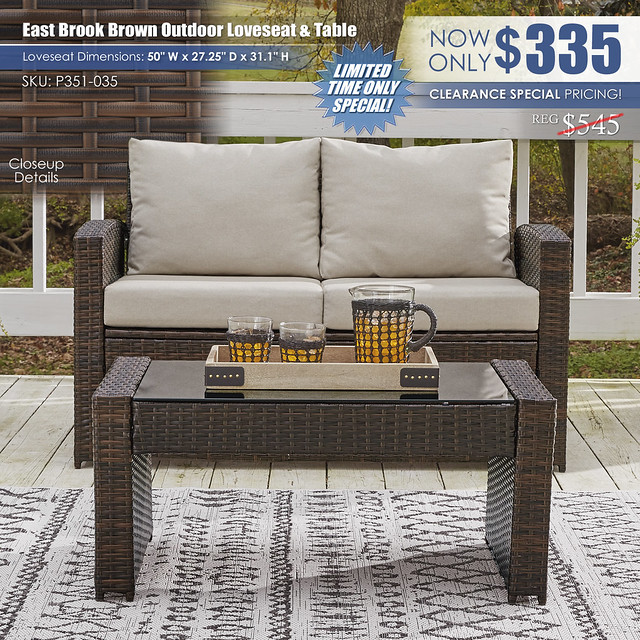 East Brook Loveset and Table_P351-035