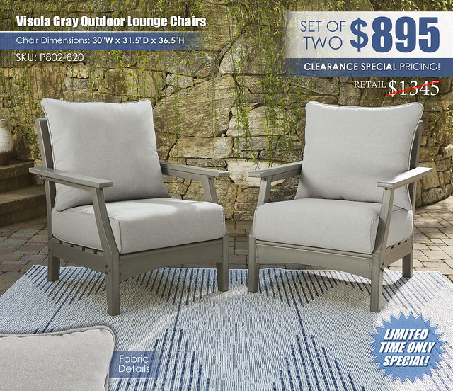 Visola Gray Outdoor Lounge Chair_P802-820(2)