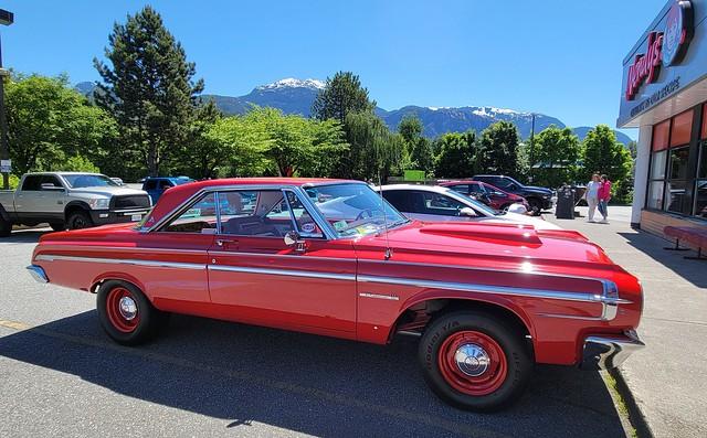 1964 Dodge Polara 500 426 Max Wedge